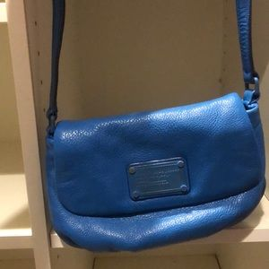 Blue Marc by Marc Jacobs satchel